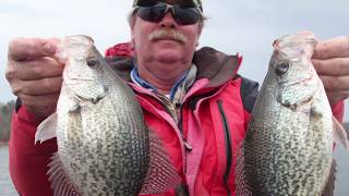 "Carolina ALL OUT ""Catching Crappies on Kerr Lake"" Episode 5"