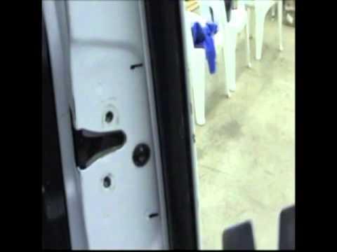 Gm Gmc Sliding Door Installation Instructions Youtube