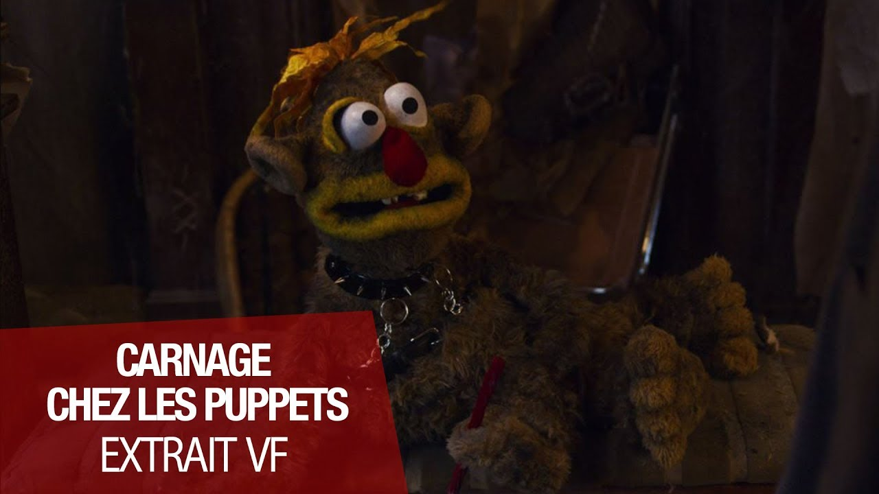 "CARNAGE CHEZ LES PUPPETS (Melissa McCarthy) - Extrait ""Goofer"" VF"