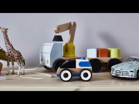 The art of organising: Toy storage