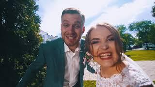 Стильная свадьба Сергея и Александры Тюмень