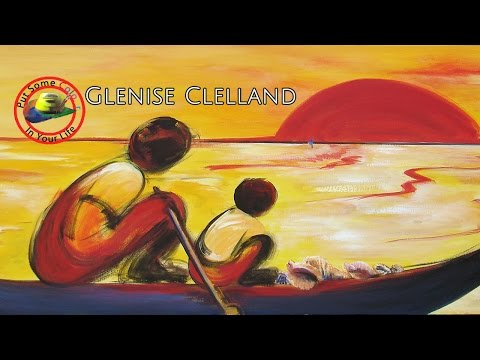 Fine art tips on How to Paint Landscapes in Oils with Glenise Clelland on Colour In Your Life