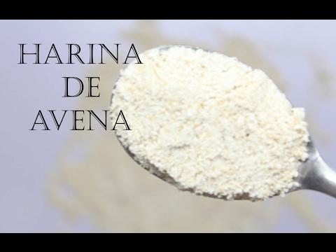 Como hacer harina de avena en casa y algunos usos que le - Cocinar harina de avena ...