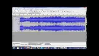 программа для записи звука Audacity