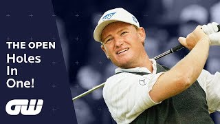 Top 10 Holes-In-One | The Open Championship | Golfing World