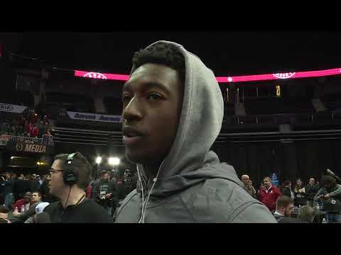 Calvin Ridley on playing vs. brother Riley in the national title game