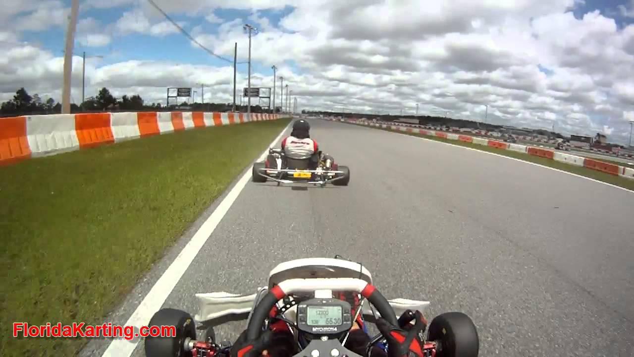 Florida Karting Championship Series 2014 Race 2 Orlando Kart