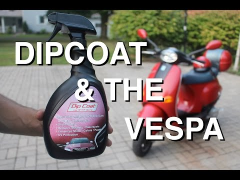 DipCoat & The Vespa