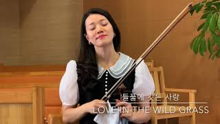 Love in the wild grass / 들풀에 깃…