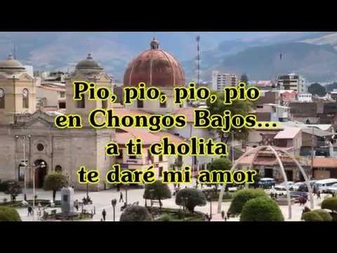 Huaylas (Chato Grados) - Pio, pio - KARAOKE