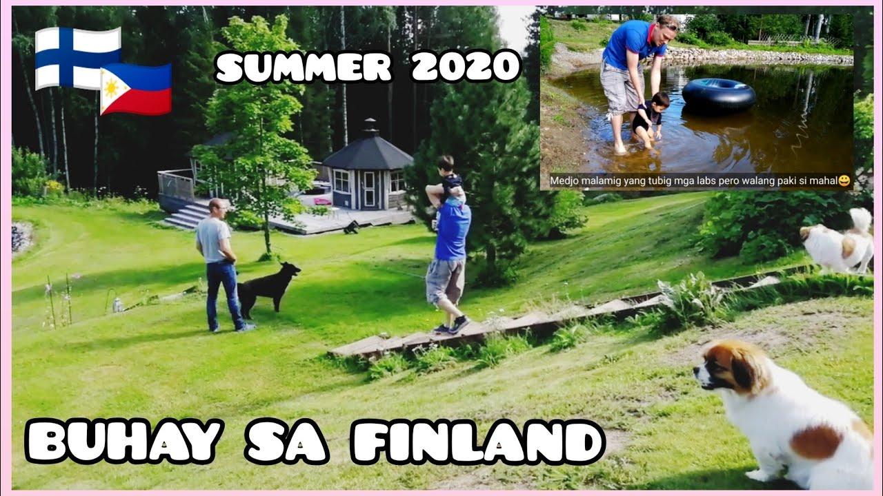 BUHAY SA FINLAND | SUMMER 2020 | PINAY AND FINNISH FAMILY | Jeni Za
