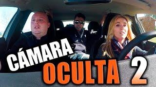 Piloto Profesional gasta otra Broma a profe de Autoescuela|Cámara Oculta con Zihara Esteban 2