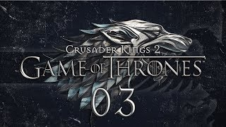 CK2 A Game of Thrones #03 WHITE WALKERS - Crusader Kings 2 Game of Thrones Mod Gameplay / Let