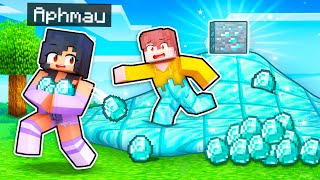 CURSED With A Diamond WAVE In Minecraft!