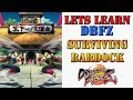 lets learn dbfz dealing with bardocks punch at start of a round