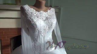 Видеообзор свадебного платья коллекции 2017 года интернет-магазина www.ya-nevesta.com