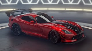 Asphalt 9: Legends - Dodge Viper ACR Test Drive