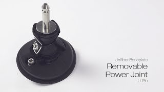 Video: UNIFIBER REMOVABLE POWER JOINT (U-PIN)