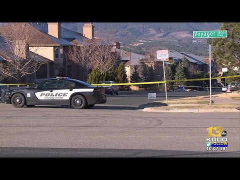 2 People Found Dead After Early Morning Shooting In Colorado Springs