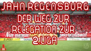 SSV Jahn Regensburg - der Weg zur Relegation