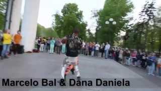 Zouk Open-air in Gorky Park , Marcelo Bal & Dana Daniela