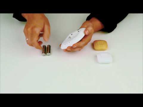Привязка кнопок к беспроводному звонку ЭРА Bionic