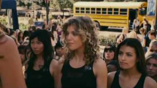 "AnnaLynne McCord shows us the ""Panthers Out!"""