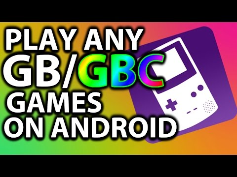 How To Download And Play GB/GBC Games On Android