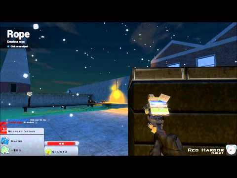 Garry's Mod - Harbor RP - Jacob Mitski + Ben Devogd Ban Video