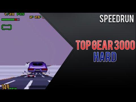 TOP GEAR 3000: Speedrun (Hard) - 1:42:23