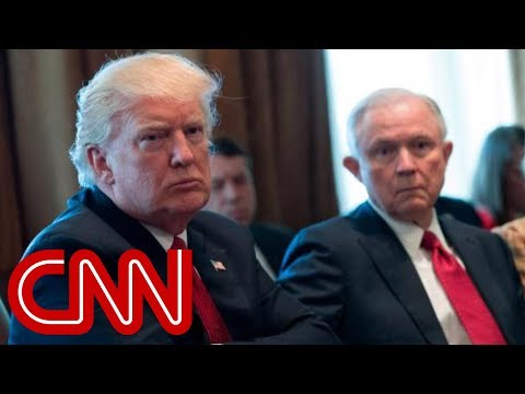 Trump calls on Sessions to end Mueller probe