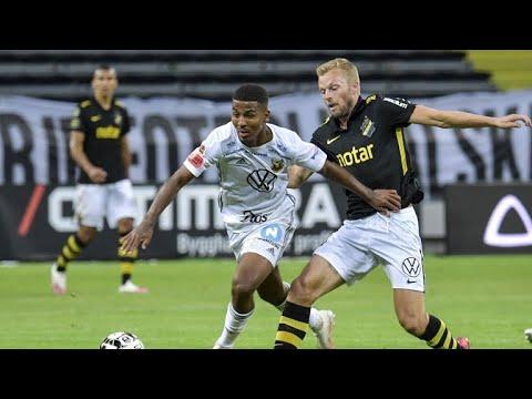 Ostersunds AIK Goals And Highlights