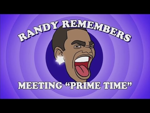 Randy Moss Remembers: Meeting