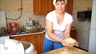 Домашняя лапша для жарки 2( для супа )