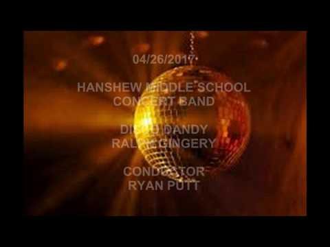 Disco Dandy | Hanshew middle school