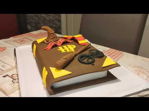 harry-potter-gâteau-d'anniversaire-by-pinypoon's-cakes