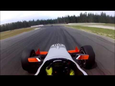Onboard TRS Lap Highlands Motorsport Park