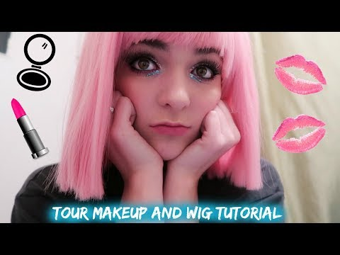 How I Do My Makeup & Hair on Tour   Rydel Lynch