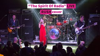 """The Spirit Of Radio"" LIVE cover-YYNOT"