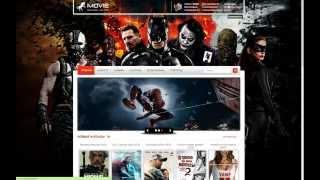 Кино-шаблон  MOVIE,  онлайн кинотеатр для DLE [10.1 - 10]