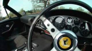 Chris Evans Ferrari Daytona Spider offered for sale by Talacrest
