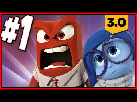 Disney Infinity 3.0 Inside Out Play Set Part 1