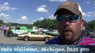 Nate Wellman previews Green Bay Challenge -- Bassmaster Elite Series 2012