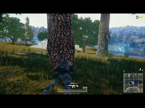 how to play 3 man squad pubg