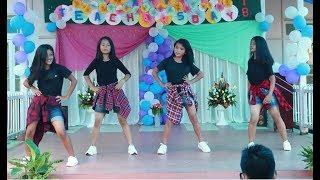Mizo lam thiam - new Mizo dance video 2018 @ NEMS Hnahthial
