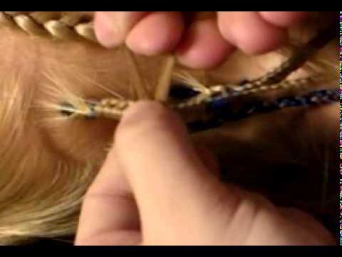 Cyber dread su capelli corti