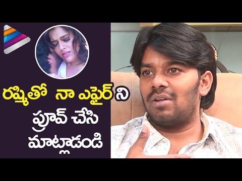 Sudigali Sudheer Shocking Comments on Affair with Rashmi Gautam | Interview | Telugu Filmnagar