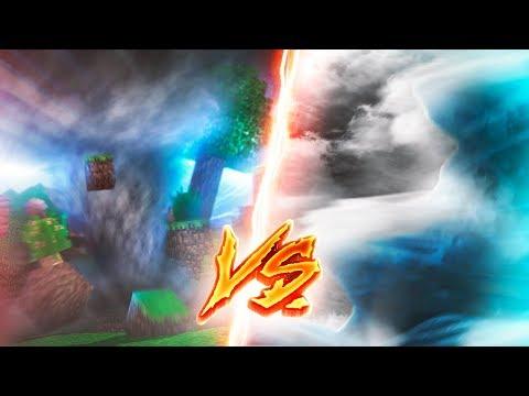 SUPER TORNADO vs. TSUNAMI (Minecraft)