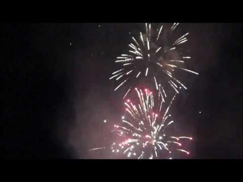 backyard fireworks 2016 youtube
