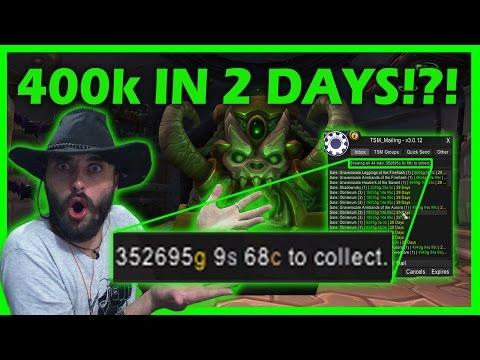 Legion Obliterum Profit Guide - Obliterate Best Secret Items & How I did 350k In 2 Days!